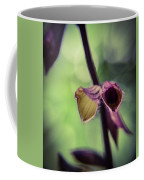 Tiny Purple Flower Coffee Mug