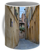 Tiny Street In Siena Coffee Mug