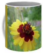 Tiny Yellow Flower Coffee Mug