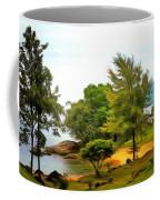 Tioman Island Beach Coffee Mug