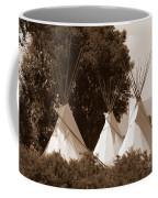 Tipis In Toppenish Coffee Mug