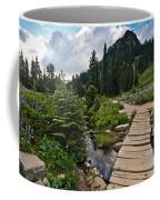 Tipsoo Meadows #2 Coffee Mug