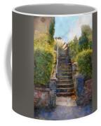 Tipsy Stairs Coffee Mug