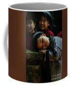 Tired Actor Coffee Mug