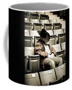 Tired Buckaroo Coffee Mug
