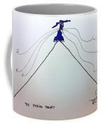 Tis String Theory Coffee Mug