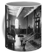 Titanic: Exercise Room, 1912 Coffee Mug by Granger