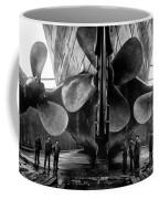 Titanic Propellers Coffee Mug