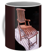 Titanic Teak Lounge Coffee Mug