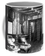 Titanic: Turkish Bath, 1912 Coffee Mug