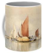 Title The Hay Barge Coffee Mug