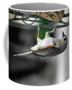 Titmouse Trickery Coffee Mug