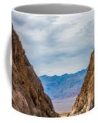 Titus Canyon Coffee Mug