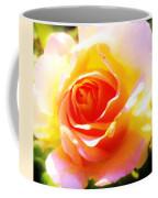Tjs Rose A Glow Coffee Mug