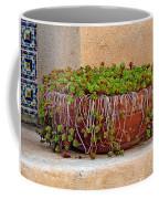 Tlaquepaque Potted Greens Coffee Mug