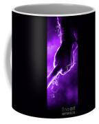 Tmnt 2   -  Donatello Smoky Purple. Coffee Mug