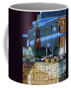 To Big For This Harbor Coffee Mug
