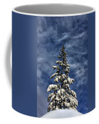 To Blue Horizons Coffee Mug