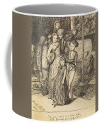 To Caper Nimbly In A Lady's Chamber To The Lascivious Pleasing Of A Lute Coffee Mug