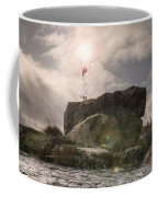 To Hold The Light Coffee Mug