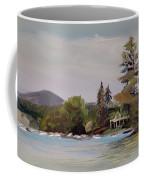 To Mt. Shaw Coffee Mug