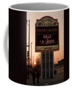 To The Bulls Game Coffee Mug