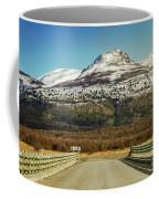 To The Mountain Coffee Mug