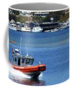 To The Rescue Coffee Mug