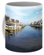 To The Sea At Lbi Coffee Mug