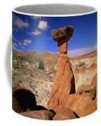 Toadstool Caprocks Utah Coffee Mug