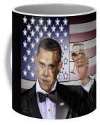 Toast - Respect  Coffee Mug by Reggie Duffie