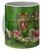 Toasted Frogs Coffee Mug