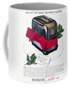 Toaster Ad, 1937 Coffee Mug