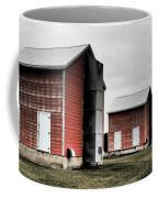 Tobacco Sheds Coffee Mug