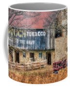 Tobacco Tractor Coffee Mug