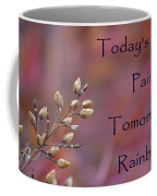 Todays Seeds Paint Tomorrows Rainbows Coffee Mug