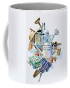 Todays Toil Tomorrows Pleasure I Coffee Mug