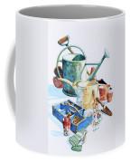 Todays Toil Tomorrows Pleasure IIi Coffee Mug