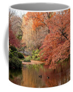 Together In Fall Coffee Mug
