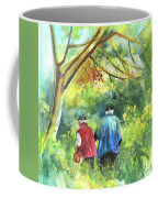 Together Old  In Italy 07 Coffee Mug by Miki De Goodaboom
