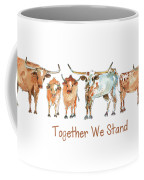 Together We Stand Lh013 Coffee Mug