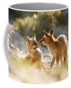 Togetherness - Mother And Kit Moment Coffee Mug