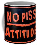 Toilet Humor Coffee Mug