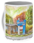 Toiyabe Motel In Walker, California Coffee Mug