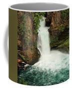 Toketee Falls 4 Coffee Mug