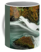 Toketee Falls 8 Coffee Mug