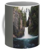 Toketee Falls Coffee Mug