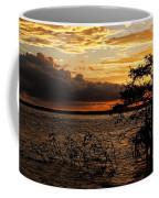 Toledo Bend Sunset Coffee Mug