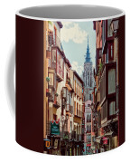 Toledo Cityscape Coffee Mug
