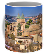 Toledo Town View Coffee Mug